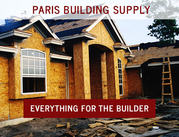 paris building supply